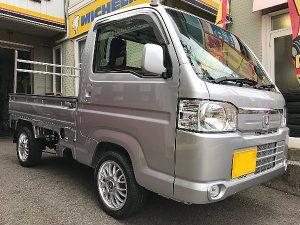 アクティトラック/Oさん(長崎市)